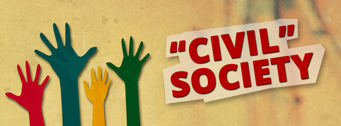 "Part four: citizens, society & the state ""i was in civil society."